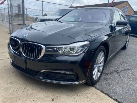 2018 BMW 7 Series for sale at The PA Kar Store Inc in Philadelphia PA