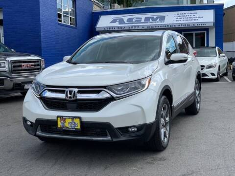 2018 Honda CR-V for sale at AGM AUTO SALES in Malden MA