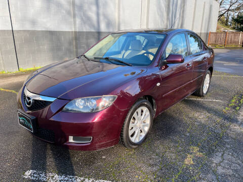 2007 Mazda MAZDA3 for sale at APX Auto Brokers in Lynnwood WA