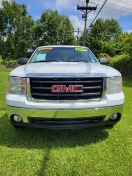 2007 GMC Sierra 1500 for sale at CAPITOL AUTO SALES LLC in Baton Rouge LA