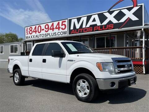 2014 Ford F-150 for sale at Maxx Autos Plus in Puyallup WA