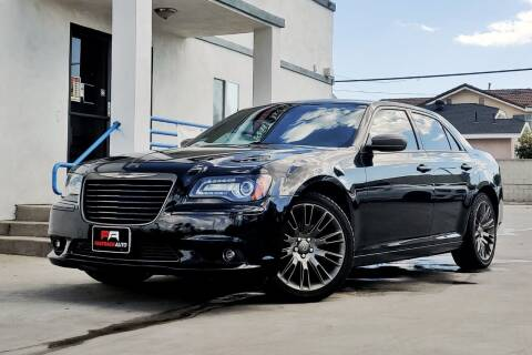 2013 Chrysler 300 for sale at Fastrack Auto Inc in Rosemead CA