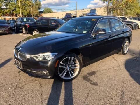 2017 BMW 3 Series for sale at EUROPEAN AUTO EXPO in Lodi NJ