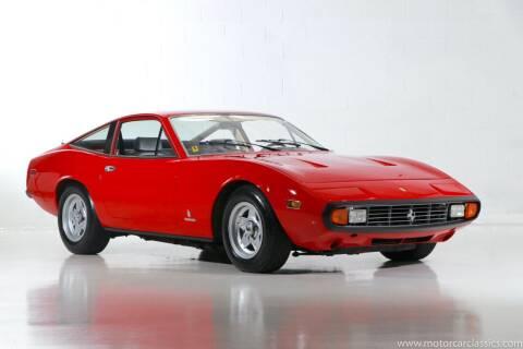 1971 Ferrari 365 GTC/C for sale at Motorcar Classics in Farmingdale NY