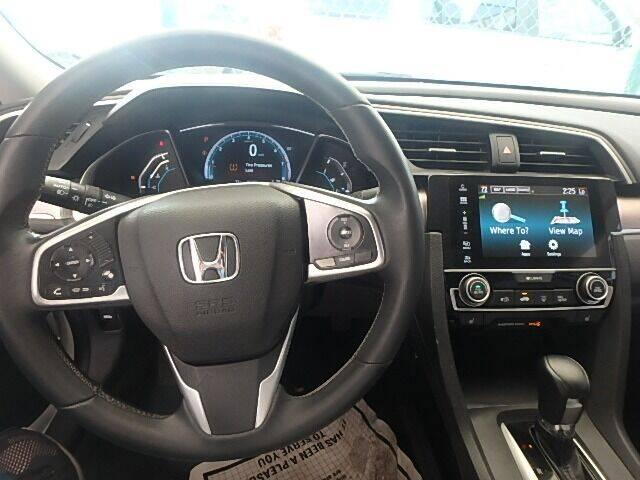 2016 Honda Civic EX-L 4dr Sedan w/Navi - Bronx NY