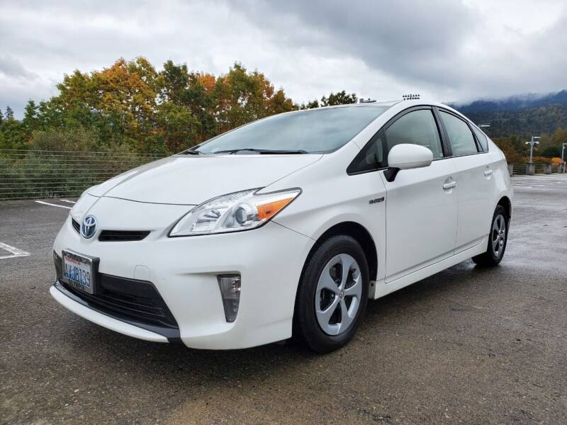2012 Toyota Prius for sale at Painlessautos.com in Bellevue WA