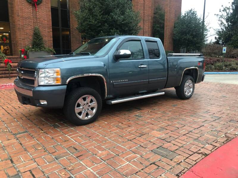 2008 Chevrolet Silverado 1500 for sale at AUTOMOTIVE SPECIALISTS in Decatur AL