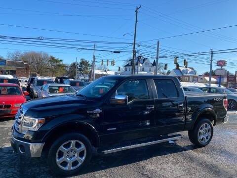2014 Ford F-150 for sale at Masic Motors, Inc. in Harrisburg PA