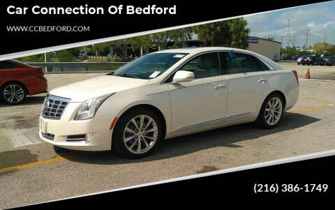 2013 Cadillac XTS for sale at Car Connection of Bedford in Bedford OH