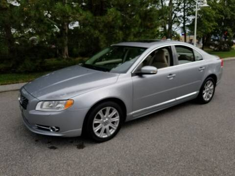 2011 Volvo S80 for sale at Plum Auto Works Inc in Newburyport MA