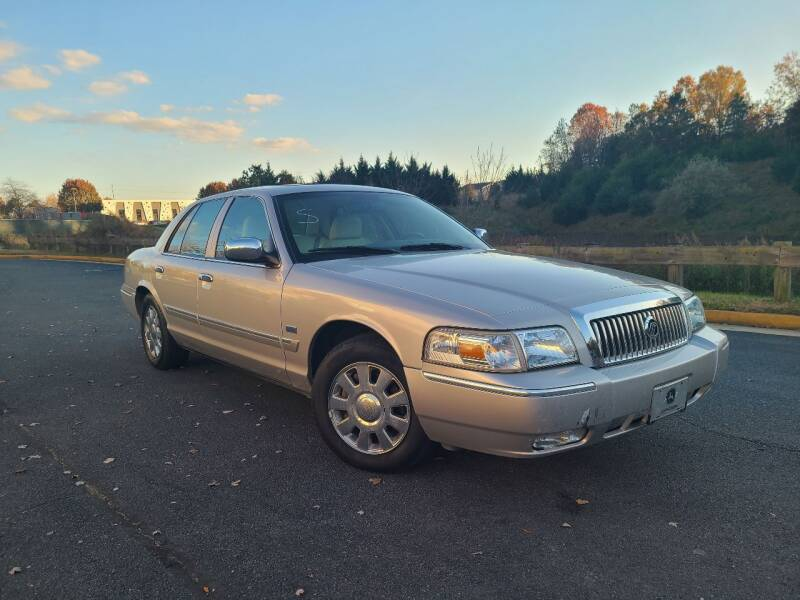 2007 Mercury Grand Marquis for sale at Lexton Cars in Sterling VA
