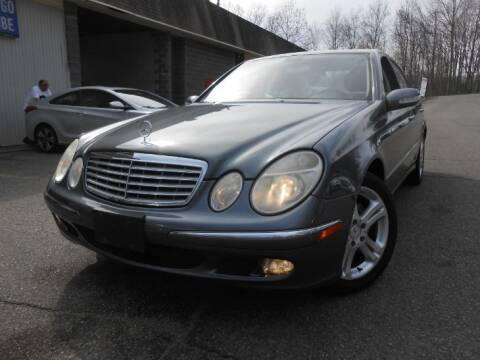 2006 Mercedes-Benz E-Class for sale at Skyline Motors in Ringwood NJ