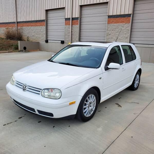 2006 Volkswagen Golf for sale at 601 Auto Sales in Mocksville NC