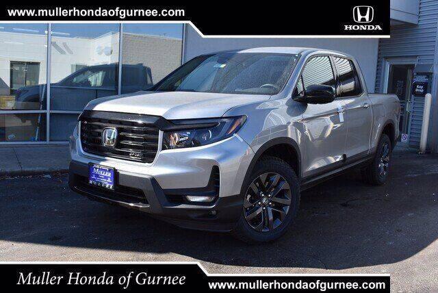 2021 Honda Ridgeline for sale in Gurnee, IL