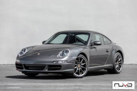 2007 Porsche 911 for sale at Nuvo Trade in Newport Beach CA