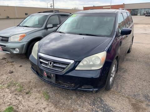 2006 Honda Odyssey for sale at Buena Vista Auto Sales: Extension Lot in Storm Lake IA