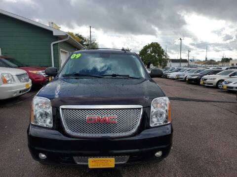 2009 GMC Yukon for sale at Brothers Used Cars Inc in Sioux City IA