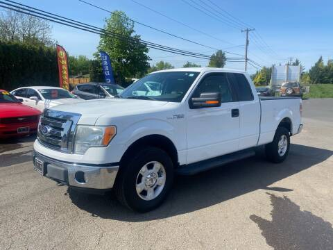 2010 Ford F-150 for sale at McMinnville Auto Sales LLC in Mcminnville OR