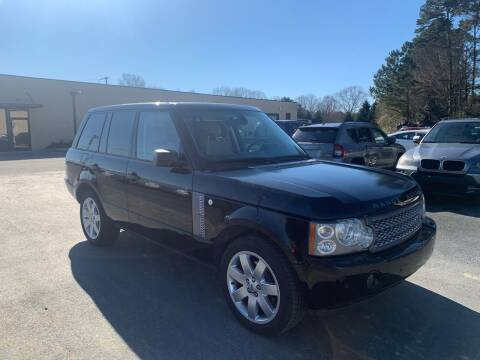 2007 Land Rover Range Rover for sale at EMH Imports LLC in Monroe NC