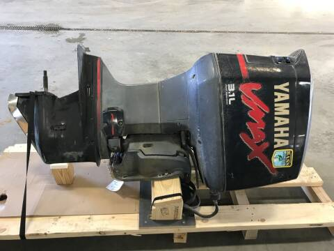 Yamaha 250 HP 2-STROKE for sale at Tyndall Motors - Boat Motors in Tyndall, SD