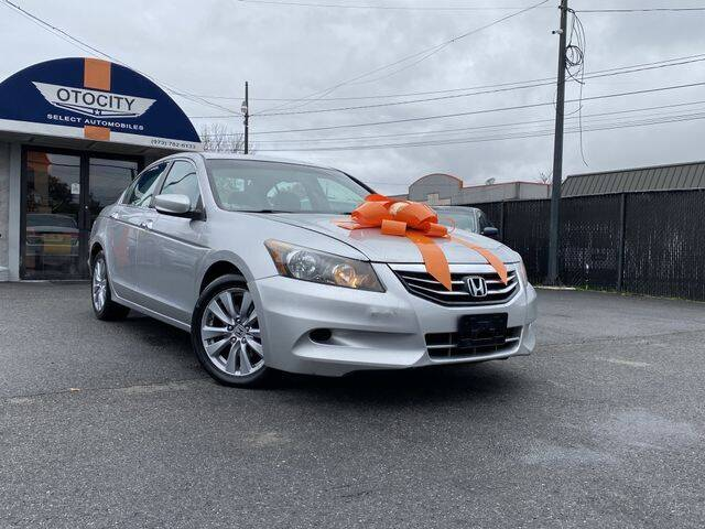 2011 Honda Accord for sale at OTOCITY in Totowa NJ