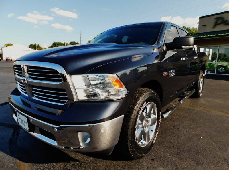 2018 RAM Ram Pickup 1500 for sale at PREMIER AUTO SALES in Carthage MO
