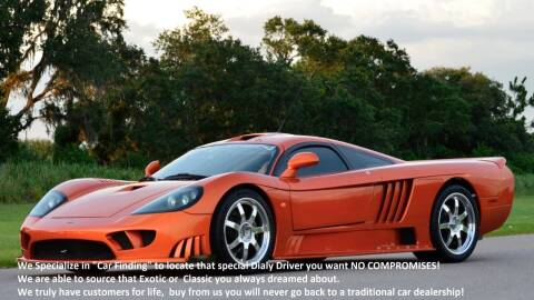 2021 Saleen S7 for sale at Wild About Cars Garage in Kirkland WA