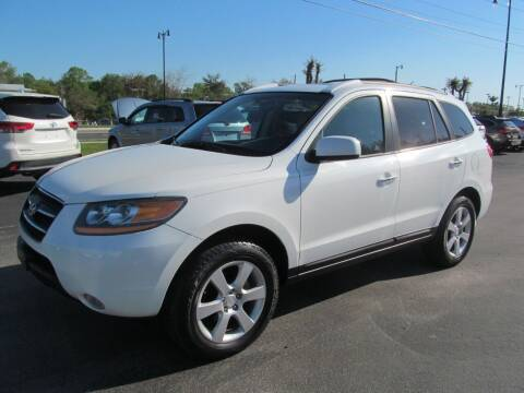 2009 Hyundai Santa Fe for sale at Blue Book Cars in Sanford FL