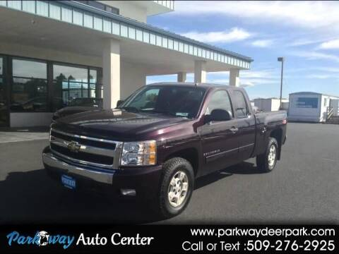 2008 Chevrolet Silverado 1500 for sale at PARKWAY AUTO CENTER AND RV in Deer Park WA