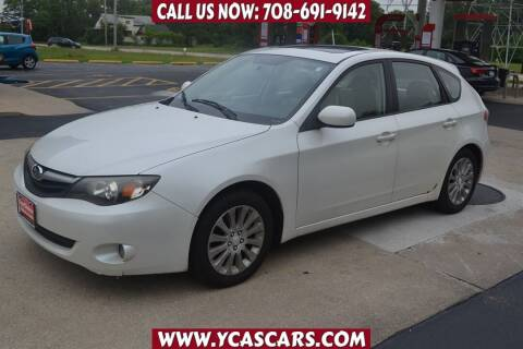 2010 Subaru Impreza for sale at Your Choice Autos - Crestwood in Crestwood IL