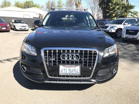 2011 Audi Q5 for sale at EXPRESS CREDIT MOTORS in San Jose CA