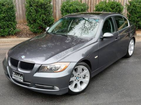2007 BMW 3 Series for sale at Mich's Foreign Cars in Hickory NC