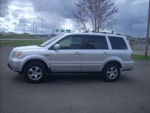 2008 Honda Pilot for sale at Ranney's Auto Sales in Eau Claire WI