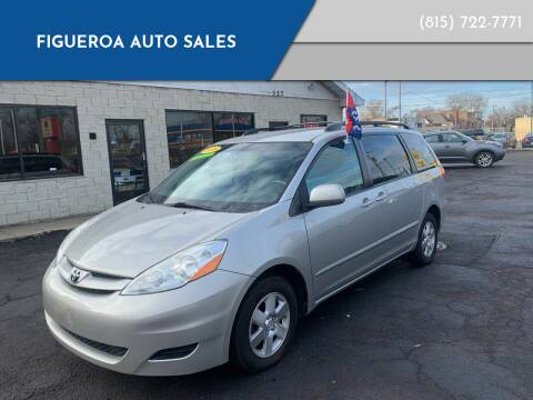 2008 Toyota Sienna for sale at Figueroa Auto Sales in Joliet IL