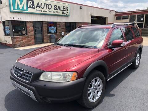 2007 Volvo XC70 for sale at MR Auto Sales Inc. in Eastlake OH