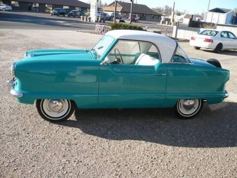 1954 Nash Metropolitan for sale at STEVE'S AUTO SALES INC - Regular Inventory in Scottsbluff NE