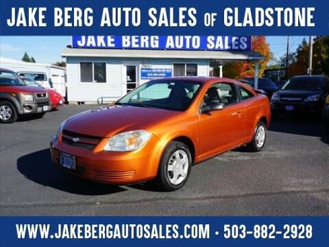 2006 Chevrolet Cobalt for sale at Jake Berg Auto Sales in Gladstone OR