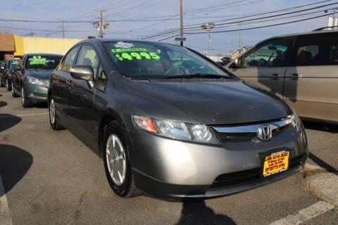 2008 Honda Civic for sale at Lodi Auto Mart in Lodi NJ