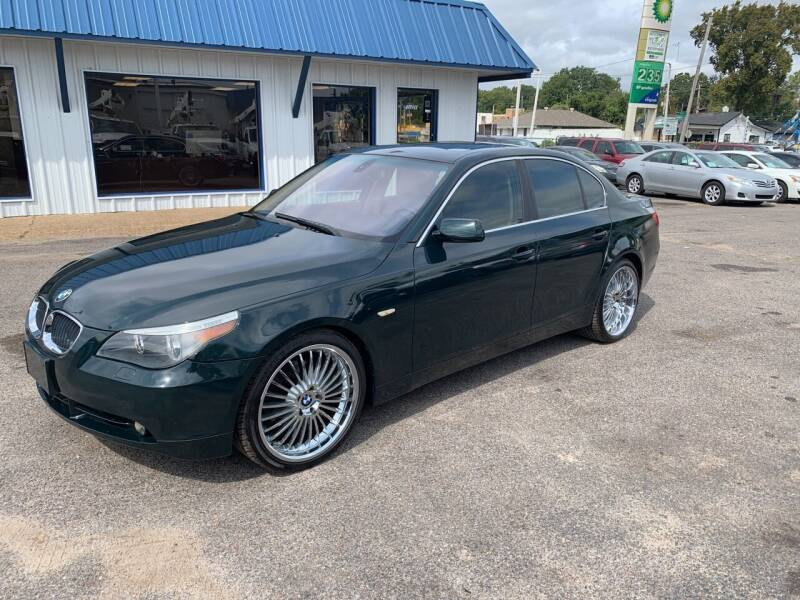 2004 BMW 5 Series for sale at Memphis Auto Sales in Memphis TN