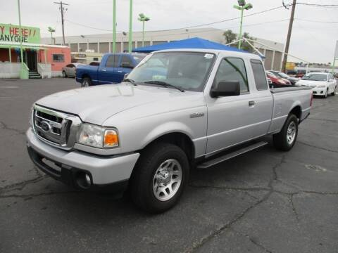 2011 Ford Ranger for sale at ALOHA USED CARS in Las Vegas NV