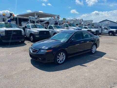 2007 Acura TSX for sale at Memphis Auto Sales in Memphis TN