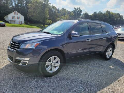 2013 Chevrolet Traverse for sale at Motor City Automotive of Michigan in Flat Rock MI