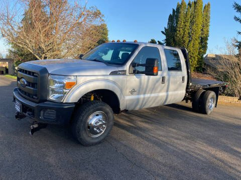 2015 Ford F-350 Super Duty for sale at Dorn Brothers Truck and Auto Sales in Salem OR