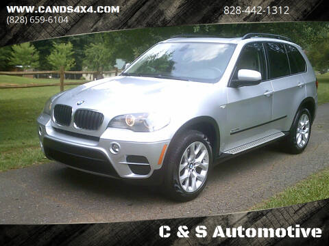 2011 BMW X5 for sale at C & S Automotive in Nebo NC
