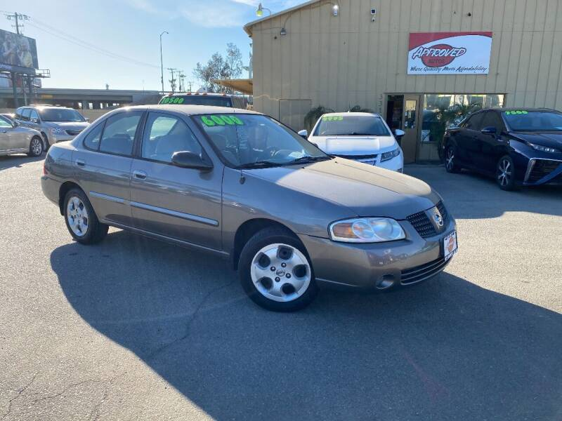 2006 Nissan Sentra for sale at Approved Autos in Bakersfield CA