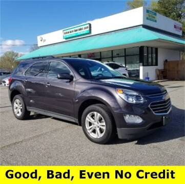 2016 Chevrolet Equinox for sale at Action Auto Specialist in Norfolk VA