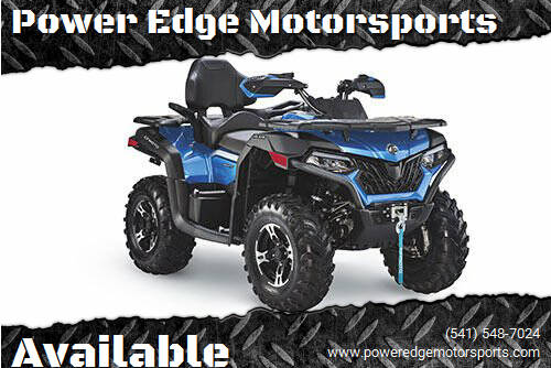 2021 CF Moto CForce 600 Touring for sale at Power Edge Motorsports in Redmond OR