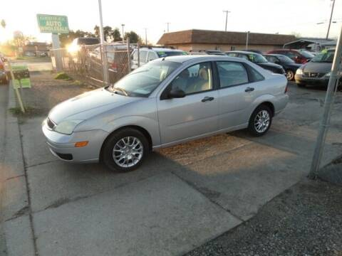 2006 Ford Focus for sale at Gridley Auto Wholesale in Gridley CA