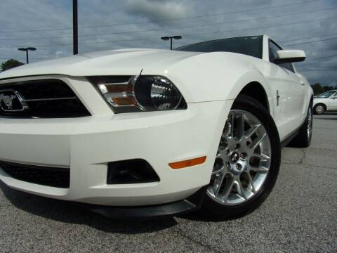 2012 Ford Mustang for sale at Trust Autos, LLC in Decatur GA