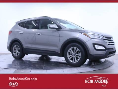 2014 Hyundai Santa Fe Sport for sale at Bob Moore Kia in Oklahoma City OK